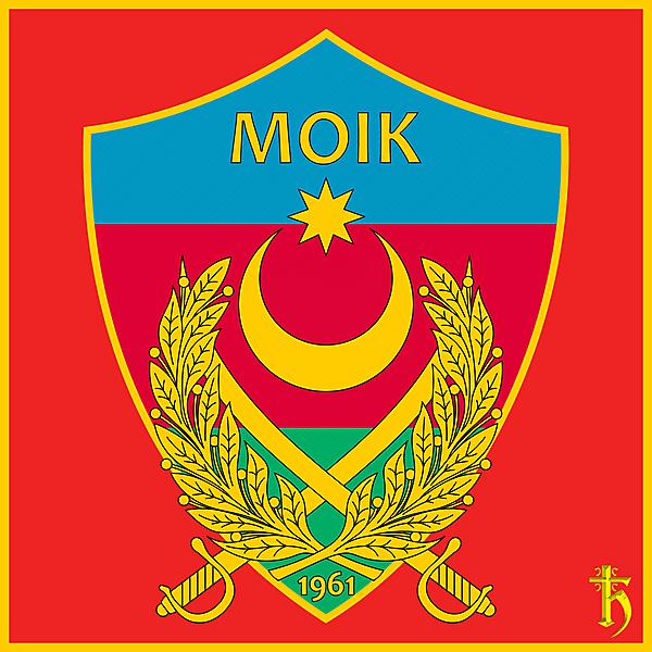 FC Moik Baku - crest redesign