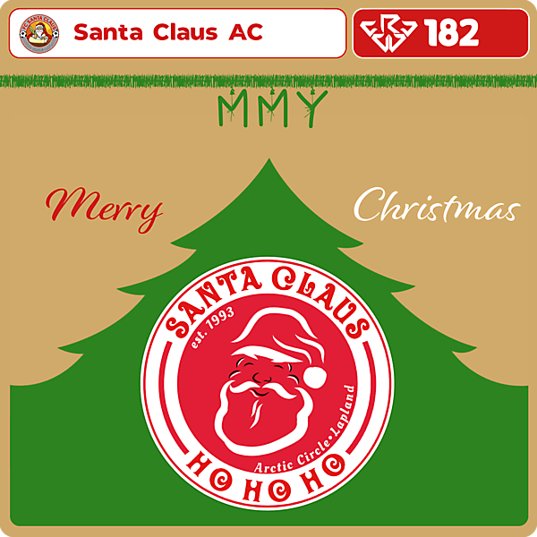 FC SANTA CLAUS AC  - MMY