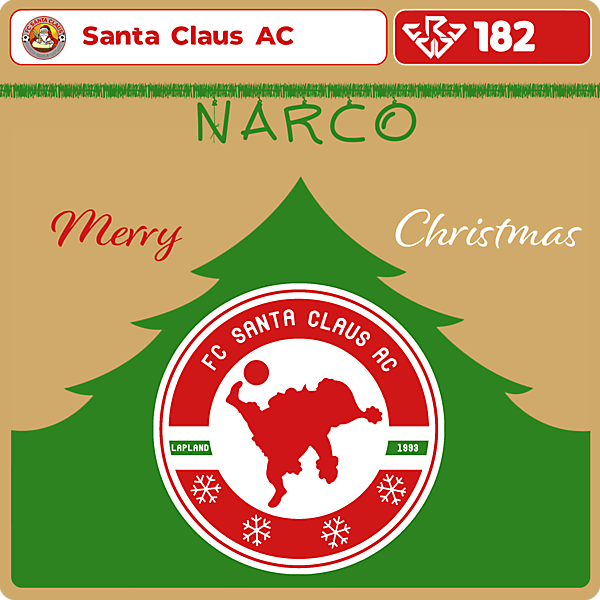 FC SANTA CLAUS AC  - NARCO