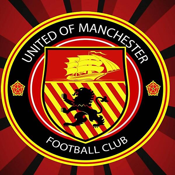 FC UNITED OF MANCHESTER REBRAND 2.0