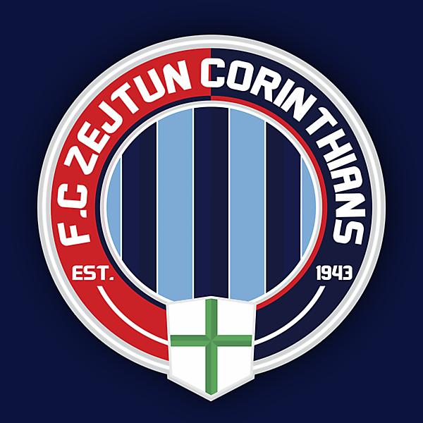FC ZEJTUN CORINTHIANS REBRAND