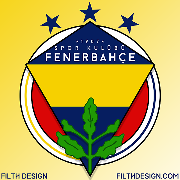 Fenerbahçe Rebrand
