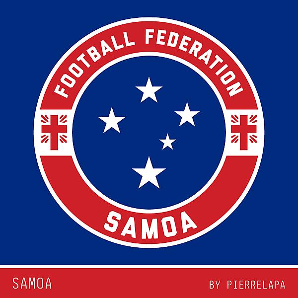 FF Samoa - redesign