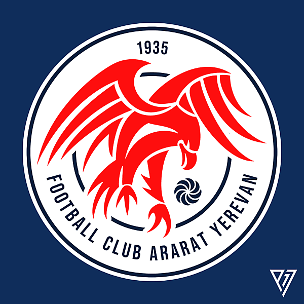 Football Club Ararat Yerevan Redesign