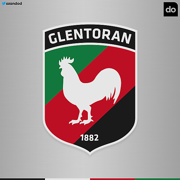 Glentoran FC | Crest