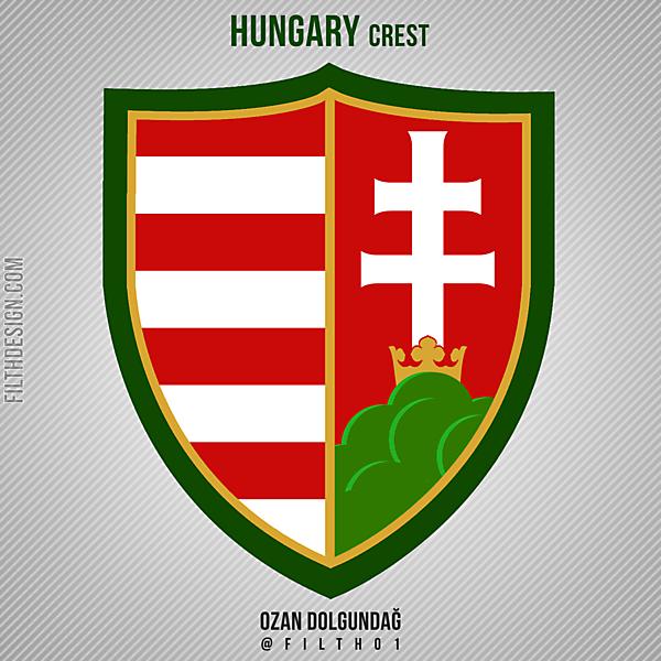 Hungary Crest