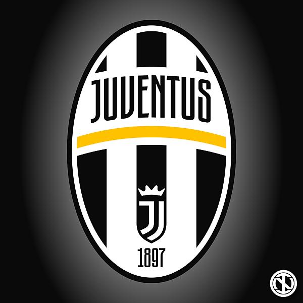 Juventus   Crest Redesign Concept