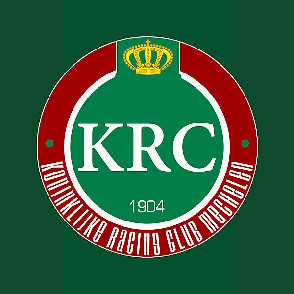 KRC Mechelen - redesign