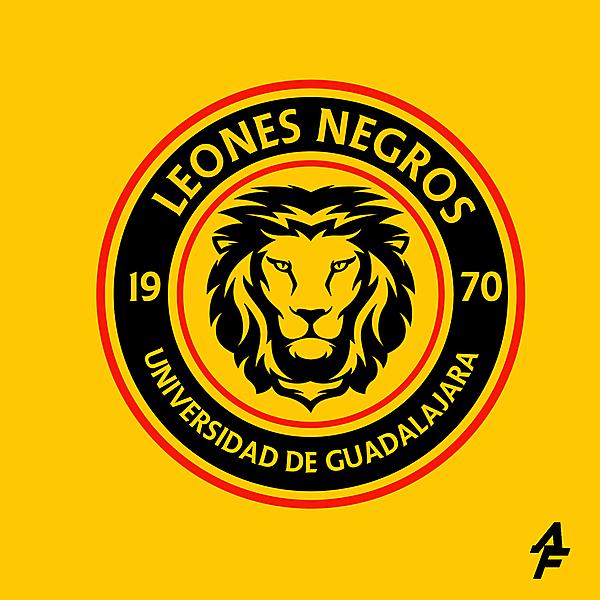 Leones Negros UdeG Redesign