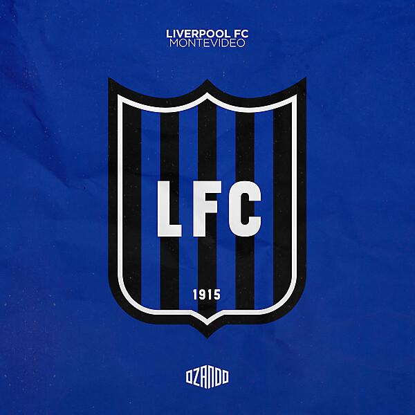 Liverpool FC Montevideo   Crest