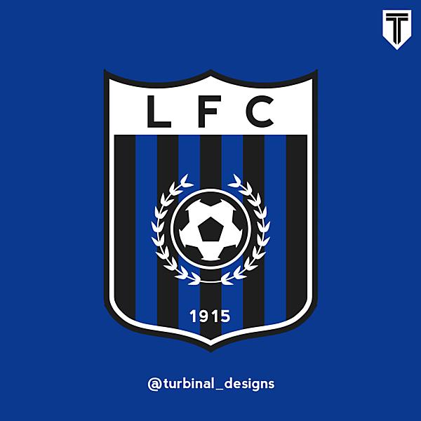 Liverpool FC Montevideo Crest Redesign