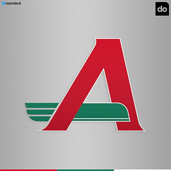 Lokomotiv Moskva | Crest