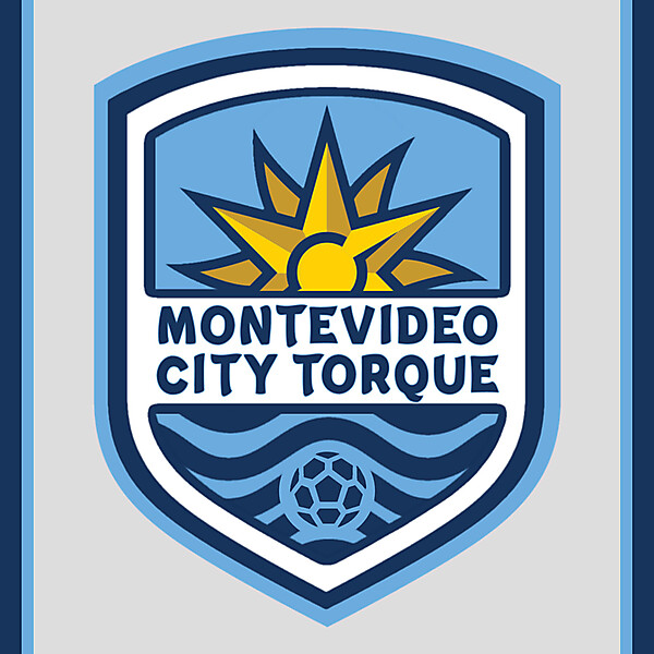 Montevideo City Torque - Redesign