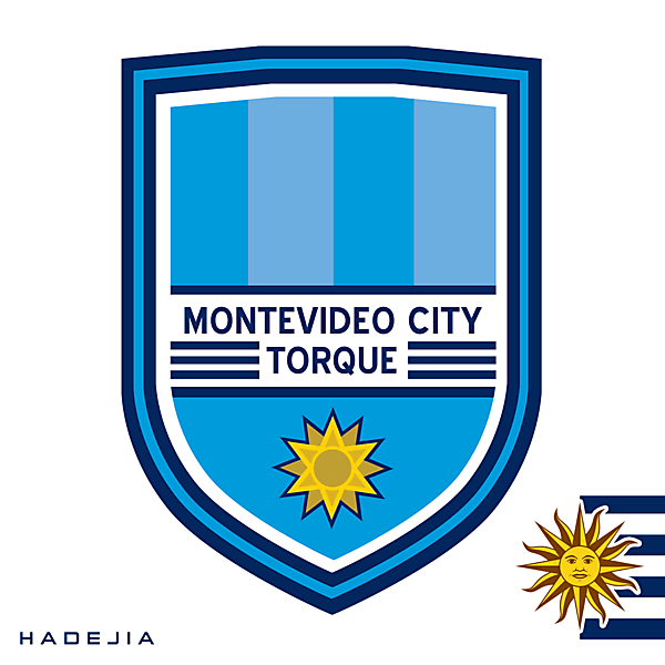 Montevideo City Torque / Redesign