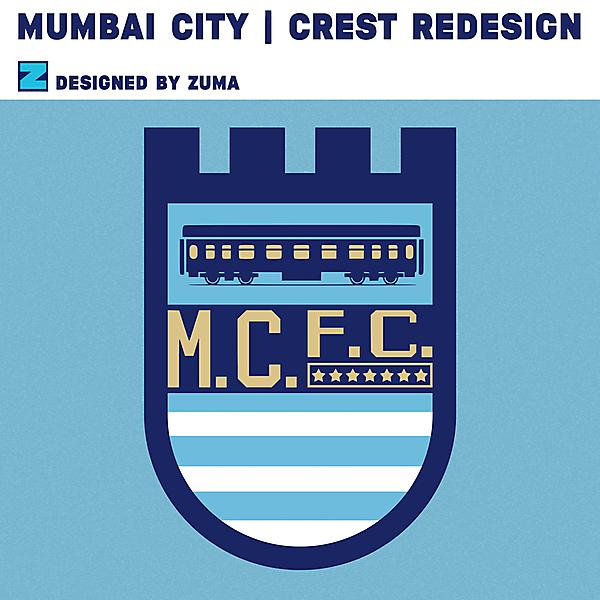Mumbai City FC | Crest Redesign