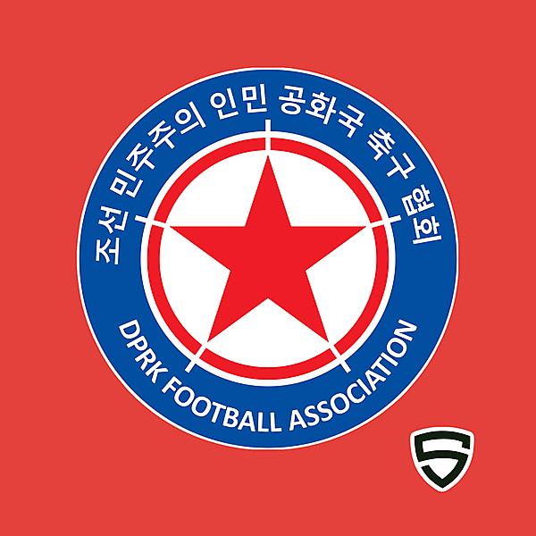 North Korea - Concept Crest Design