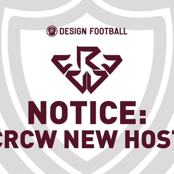 NOTICE: CRCW NEW HOST
