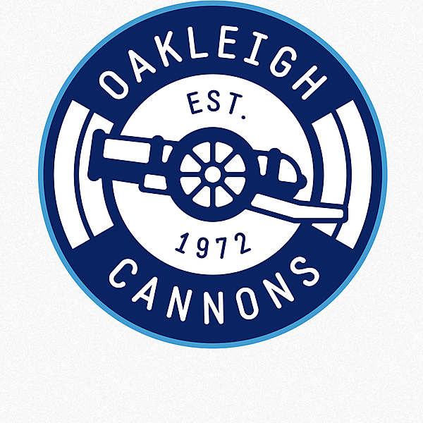 Oakleigh Cannons - redesign