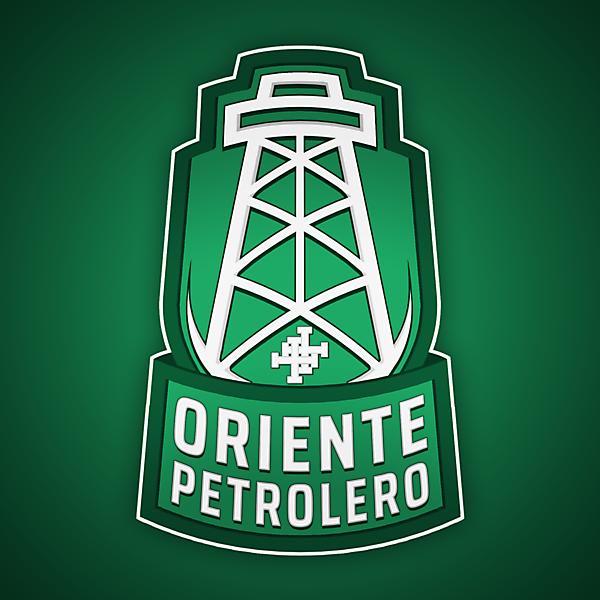 Oriente Petrolero | Crest Redesign