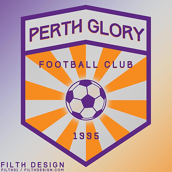 Perth Glory Rebrand