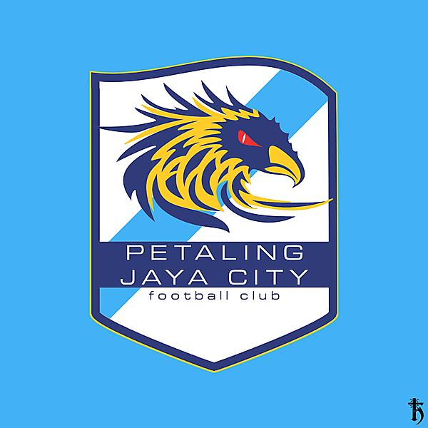 Petaling Jaya City - redesign