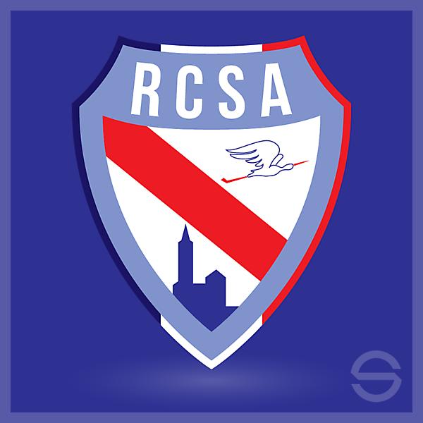 RC Strasbourg - Badge