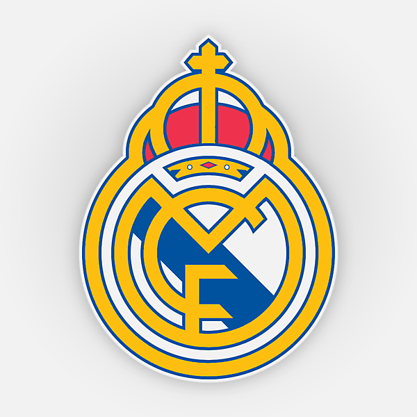 Real Madrid | Crest Redesign