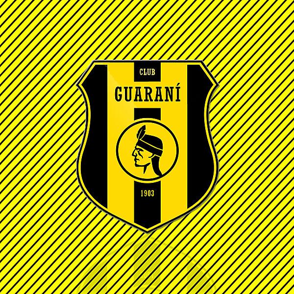 REBRAND CLUB GUARANÍ 2021