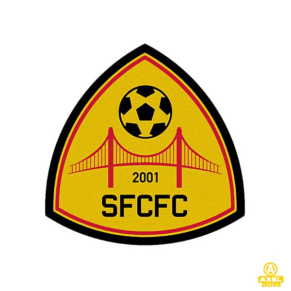 SFCFC - crest redesign