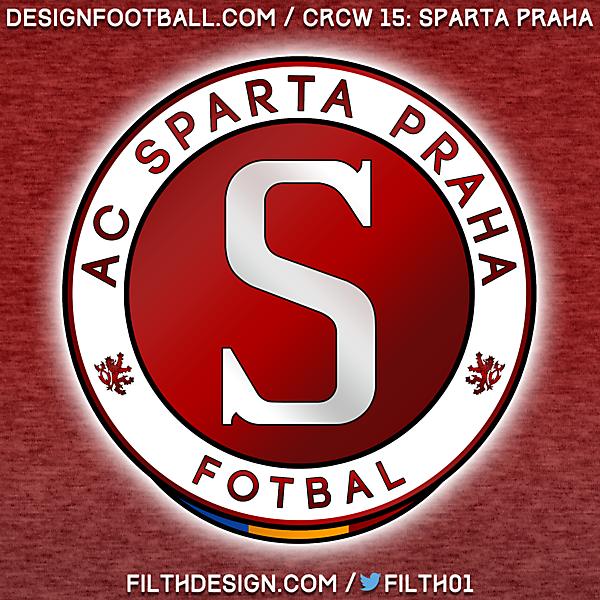 Sparta Praha Crest