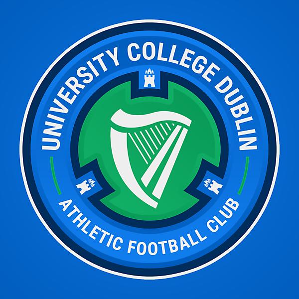 UC Dublin   Crest Redesign
