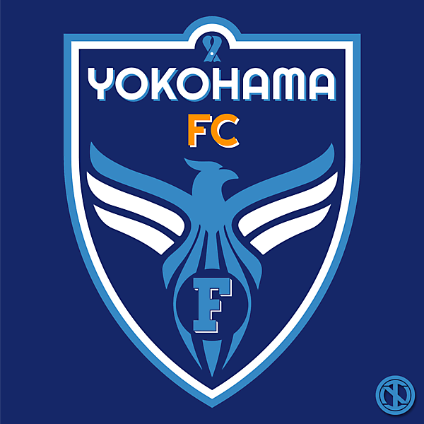 Yokohama FC | Crest Redesign Concept