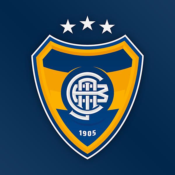 Boca Juniors | Crest Redesign
