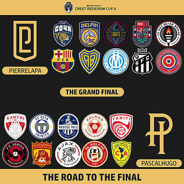 CRC 2 - THE ROAD TO THE FINAL