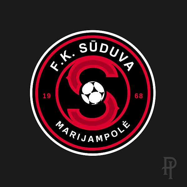 FK Sūduva - Rebrand