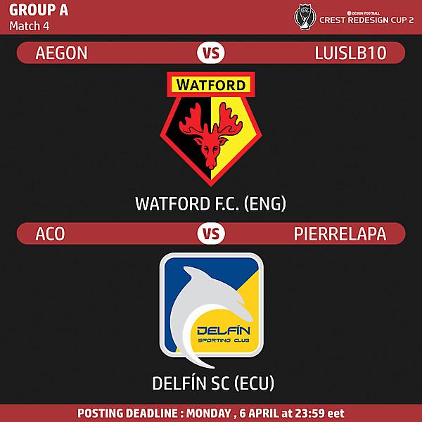 Group A - Match 4