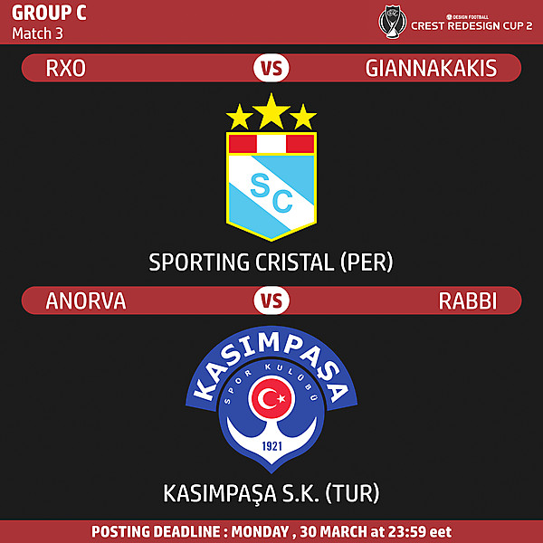 Group C - Match 3