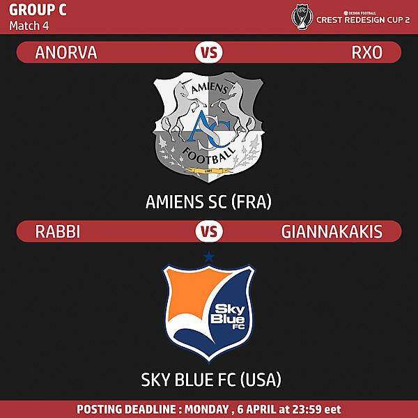 Group C - Match 4