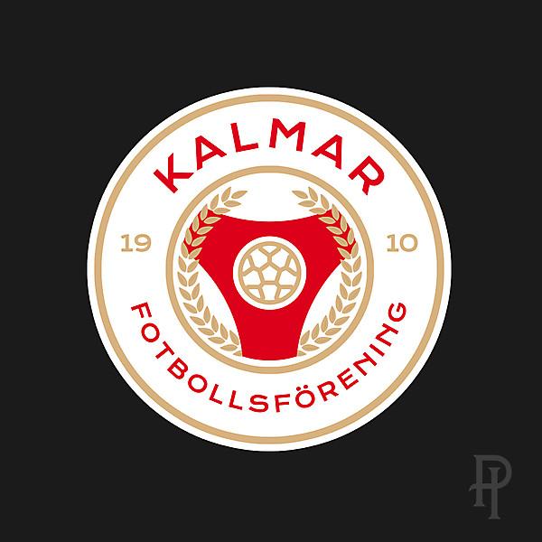 Kalmar FF - Rebrand
