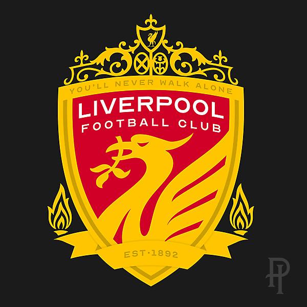 Liverpool FC - Rebrand