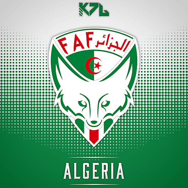 Algeria - Group B - Match 3