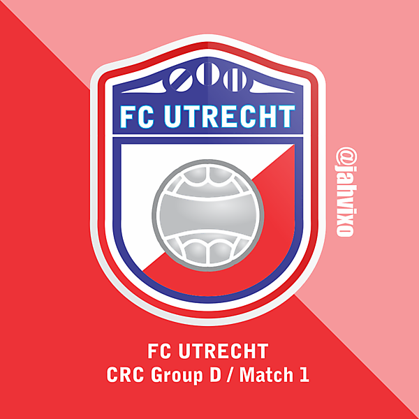 FC Utrecht CRC - Group D - Match 1