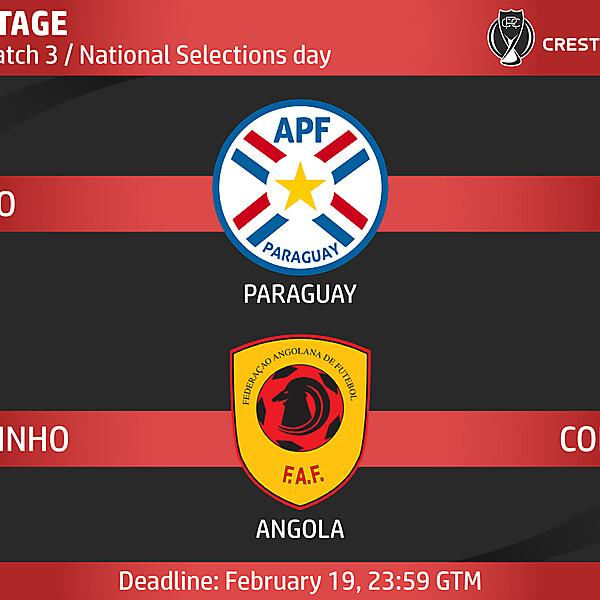 Group A - Match 3