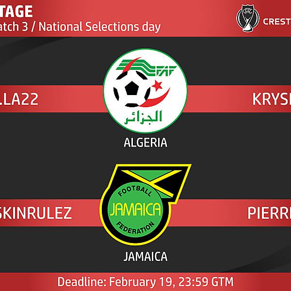Group B - Match 3
