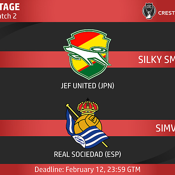Group C - Match 2