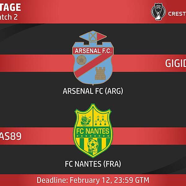 Group E - Match 2
