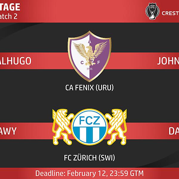 Group G - Match 2