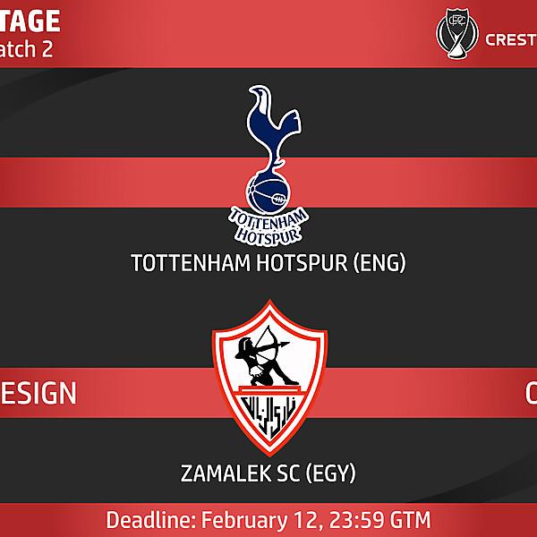 Group H - Match 2