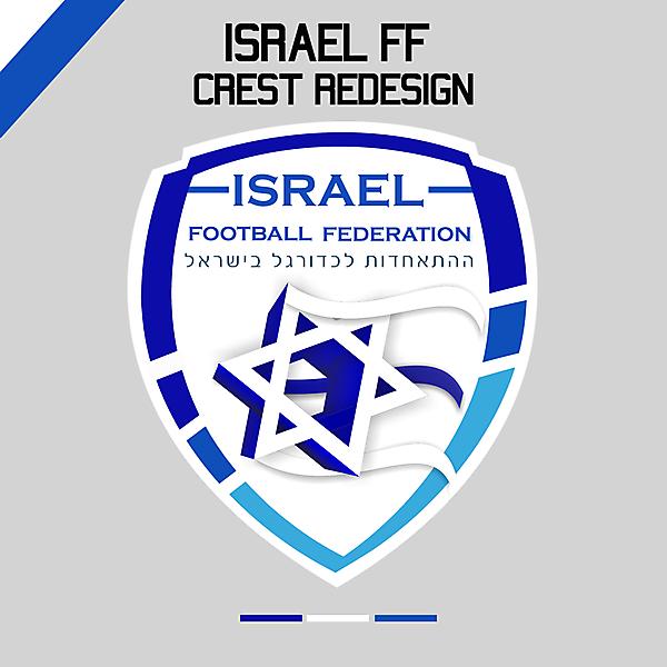 Israel Crest Redesign