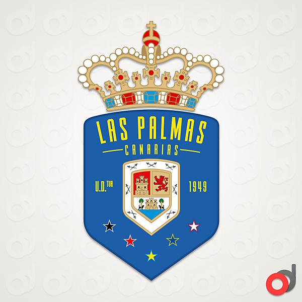 UD Las Palmas | Crest | CRC 4